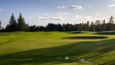 Business golf on August 17