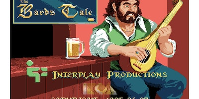 Wanderword producerar interaktiv ljudversion av The Bard's Tale